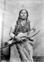Chef Gall des Hunkpapas en 1881